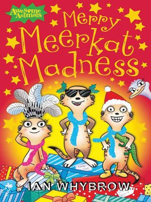Cover of Merry Meerkat Madness