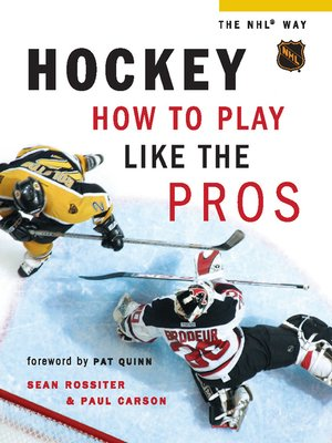 Click this cover for a(n) eBook sample of Hockey