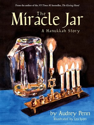 Click this cover for a(n) eBook sample of The Miracle Jar.