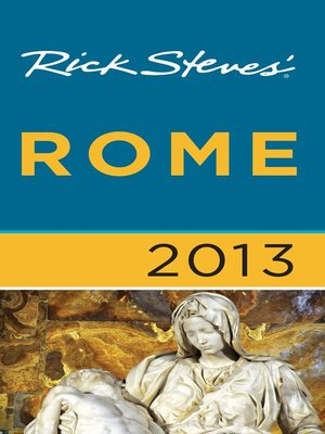 Cover of Rick Steves' Rome 2013