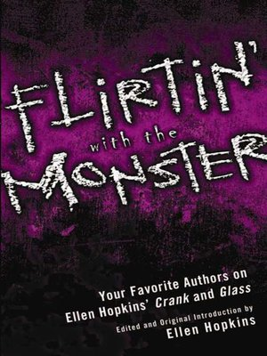 Click this cover for a(n) eBook sample of Flirtin' with the Monster.
