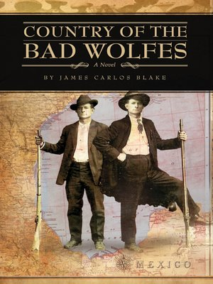 Click this cover for a(n) eBook sample of Country of the Bad Wolfes.