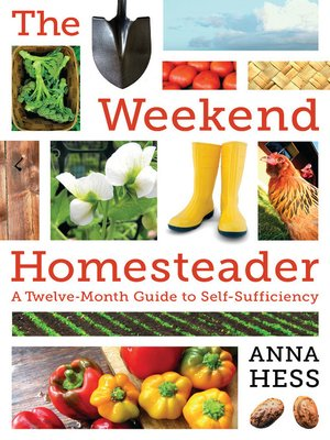 Cover of The Weekend Homesteader