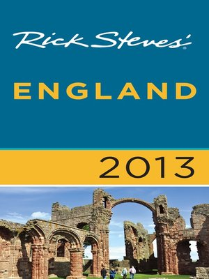 Click this cover for a(n) eBook sample of Rick Steves' England 2013.