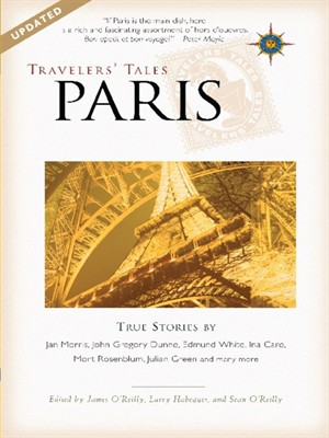 Click this cover for a(n) eBook sample of Travelers' Tales Paris.