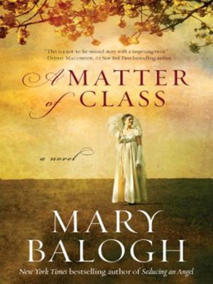 Click this cover for a(n) eBook sample of A Matter of Class.