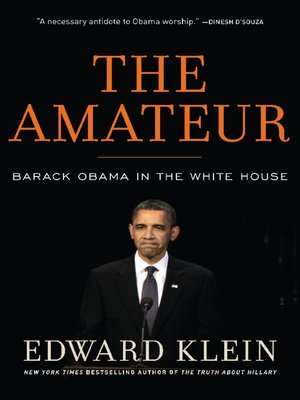 Click this cover for a(n) eBook sample of The Amateur.