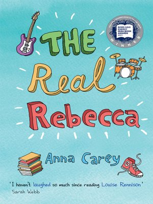 Click this cover for a(n) eBook sample of The Real Rebecca.