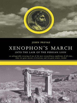 Click this cover for a(n) eBook sample of Xenophon's March.