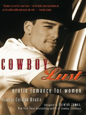 Click this cover for a(n) eBook sample of Cowboy Lust.