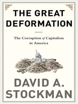 Click this cover for a(n) eBook sample of The Great Deformation