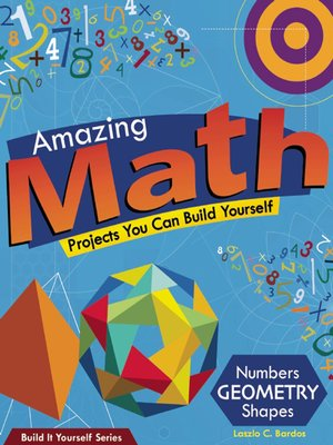 Click this cover for a(n) eBook sample of Amazing Math Projects.