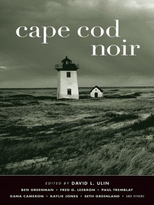 Click this cover for a(n) eBook sample of Cape Cod Noir.