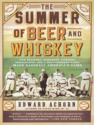 Cover of The Summer of Beer and Whiskey