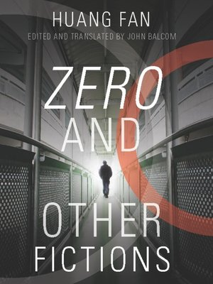 Click this cover for a(n) eBook sample of Zero and Other Fictions.