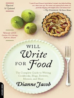 Click this cover for a(n) eBook sample of Will Write for Food