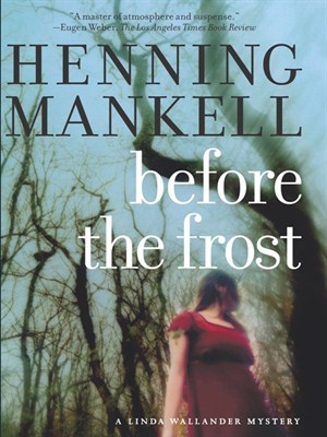 Cover of Before the Frost