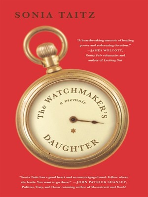 Click this cover for a(n) eBook sample of The Watchmaker's Daughter