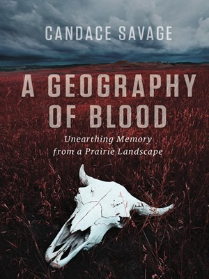 Click this cover for a(n) eBook sample of A Geography of Blood.