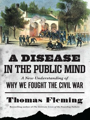 Click this cover for a(n) eBook sample of A Disease in the Public Mind.