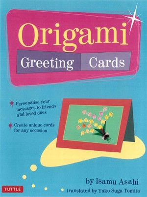 Cover of Origami Greeting Cards