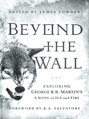 Click this cover for a(n) eBook sample of Beyond the Wall