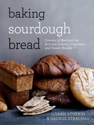 Click this cover for a(n) eBook sample of Baking Sourdough Bread