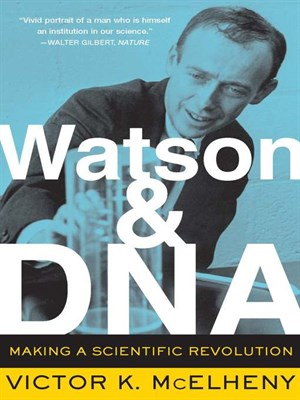 Click this cover for a(n) eBook sample of Watson and DNA.
