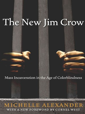 Click this cover for a(n) eBook sample of The New Jim Crow.