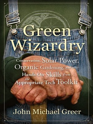 Click this cover for a(n) eBook sample of Green Wizardry.