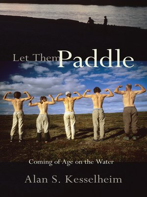 Click this cover for a(n) eBook sample of Let Them Paddle.