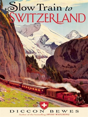 Click this cover for a(n) eBook sample of Slow Train to Switzerland