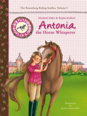 Cover of Antonia, the Horse Whisperer