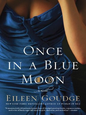 Click this cover for a(n) eBook sample of Once in a Blue Moon.