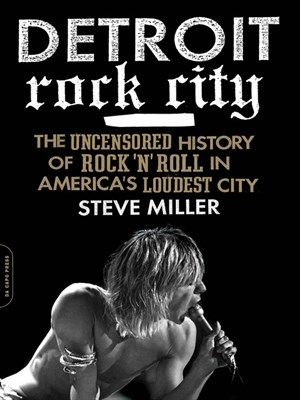 Click this cover for a(n) eBook sample of Detroit Rock City.