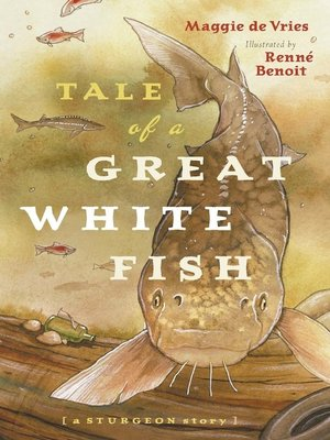 Click this cover for a(n) eBook sample of Tale of a Great White Fish