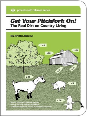 Click this cover for a(n) eBook sample of Get Your Pitchfork On!