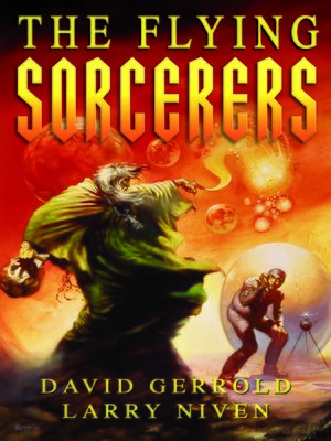 Click this cover for a(n) eBook sample of The Flying Sorcerers.