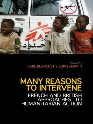 Click this cover for a(n) eBook sample of Many Reasons to Intervene