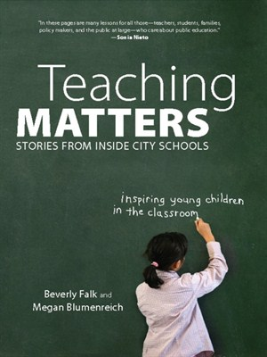 Click this cover for a(n) eBook sample of Teaching Matters.