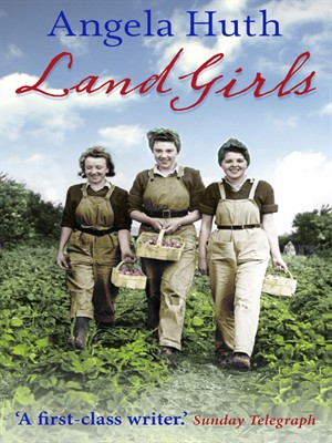 Click this cover for a(n) eBook sample of Land Girls.
