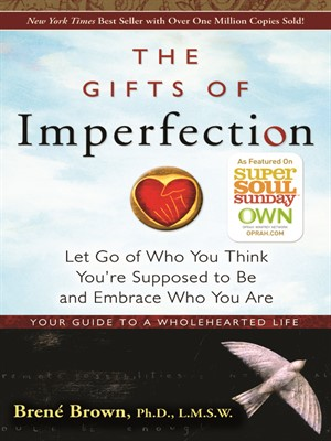 Click here to view eBook details for The Gifts of Imperfection by Brene Brown