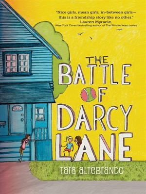 Click this cover for a(n) eBook sample of The Battle of Darcy Lane