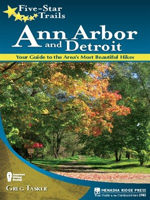 Cover of Ann Arbor and Detroit