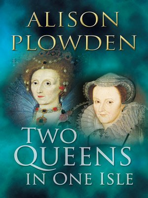 Click this cover for a(n) eBook sample of Two Queens in One Isle.