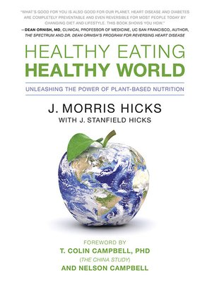 Click this cover for a(n) eBook sample of Healthy Eating, Healthy World