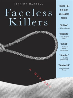 Cover of Faceless Killers