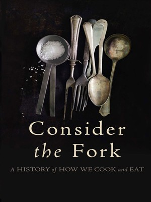 Click this cover for a(n) eBook sample of Consider the Fork.