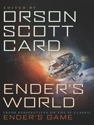 Click this cover for a(n) eBook sample of Ender's World