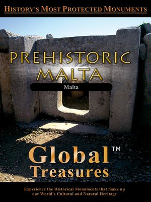 Cover of Prehistoric Malta